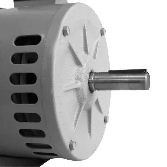 Motor Elétrico Monofásico 1/2cv 4polos 110/220 Baixa Rotação