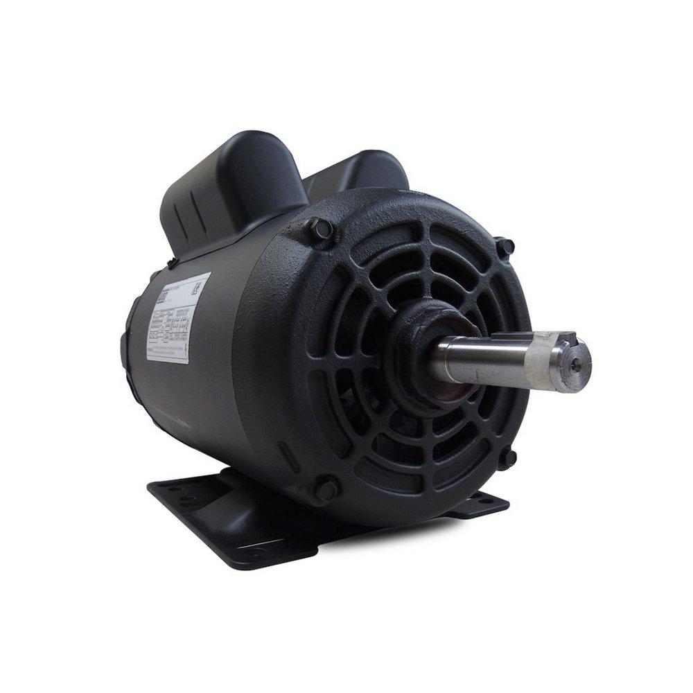 Motor Elétrico Monofásico 2cv Alta Rotação 110/220v Weg 2 Polos IR3