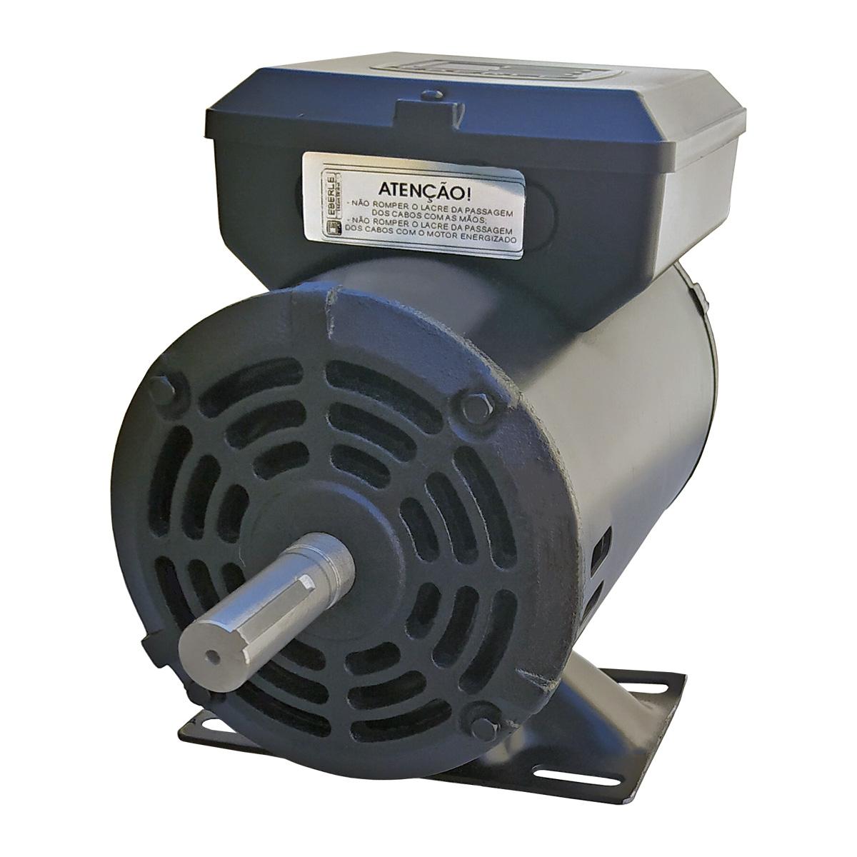 Motor Elétrico Monofásico 3cv Baixa Rotação 110/220v 4 Polos