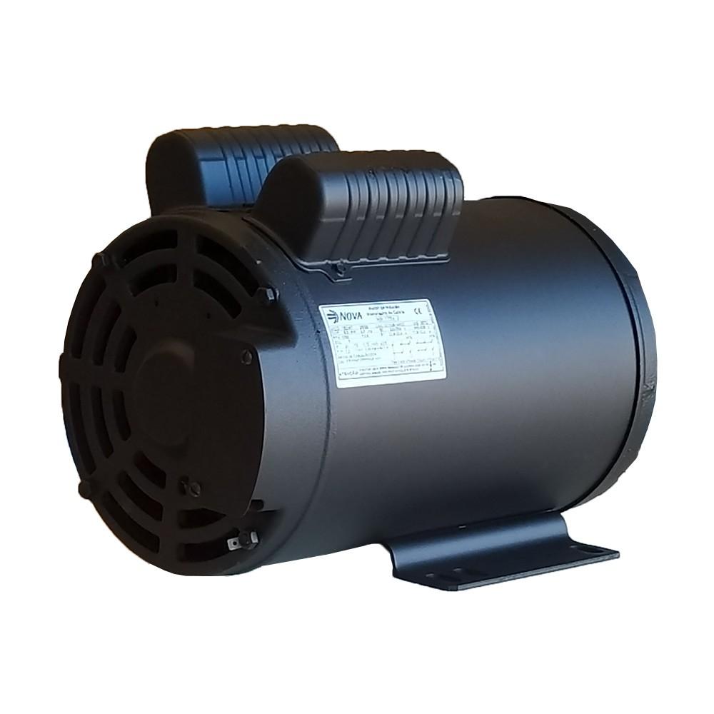 Motor Elétrico Monofásico 5cv 4 Polos Baixa Rotação 220 1740 Rpm