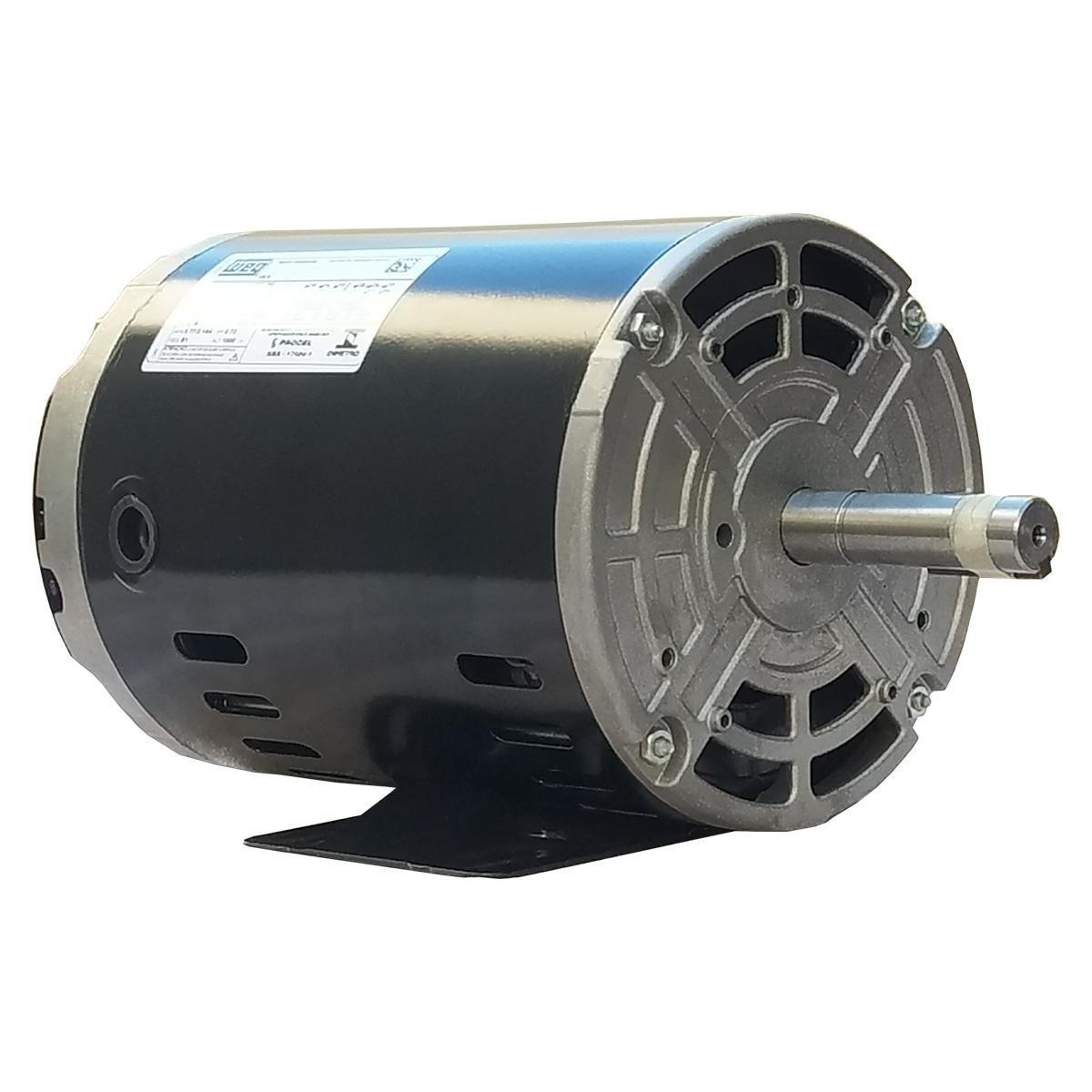 Motor Elétrico Trifásico 1CV 4 Polos Baixa Rotação 220/380v Aberto IP21 Weg IR3