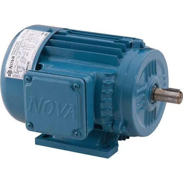 Motor Elétrico Trifásico 2cv 4polos Baixa Rotação Nova Motor