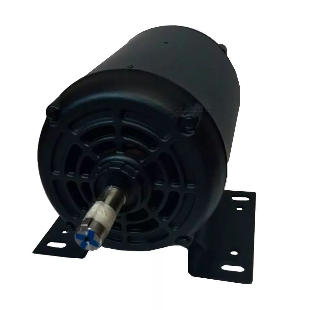 Motor Elétrico Trifásico 5cv 2polos 220/380 Weg Alta Rotação