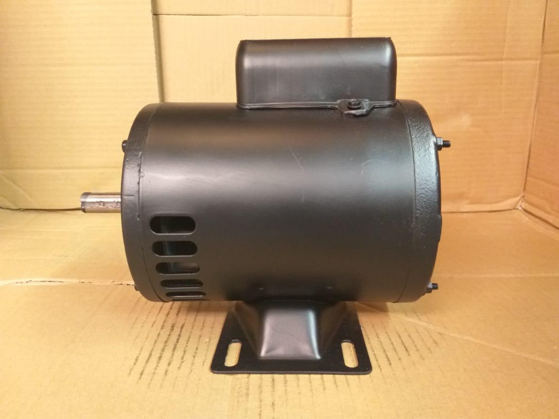 Motor Monofasico 1/2CV 0,5cv 2 Polos 3480rpm Alta Rotação IP21 110/220V Usado Nova Motores
