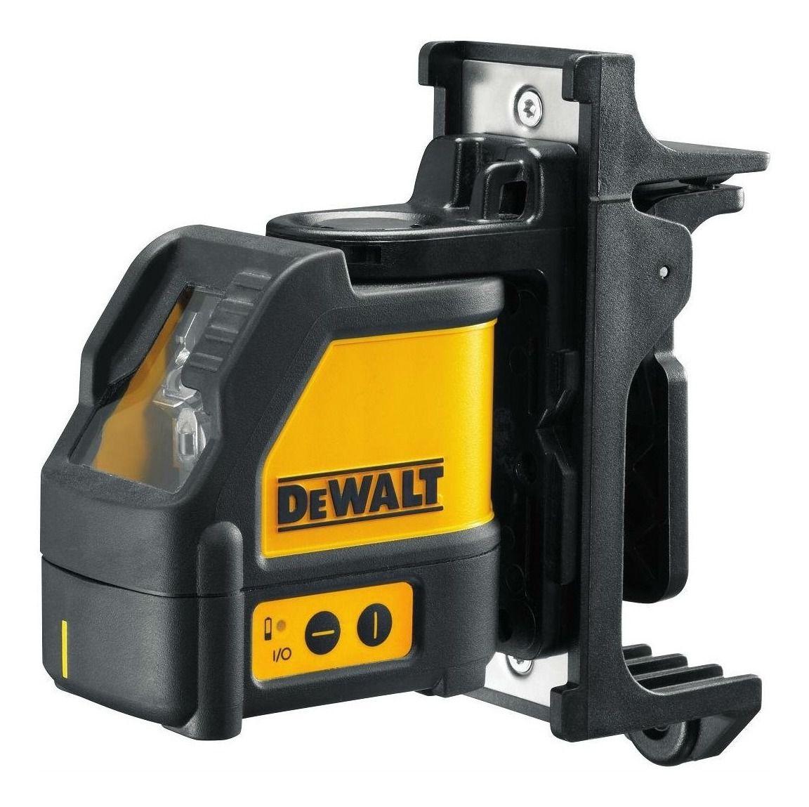 Nível à Laser Automático com Alcance de 15 metros DW088K DeWalt