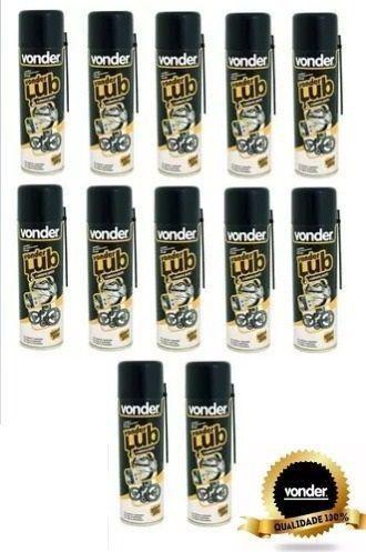 Oleo Lubrificante Spray Multiuso 300ml Vonder 12UND Caixa Fechada