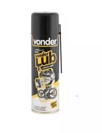 Oleo Lubrificante Spray Multiuso 300ml Vonder