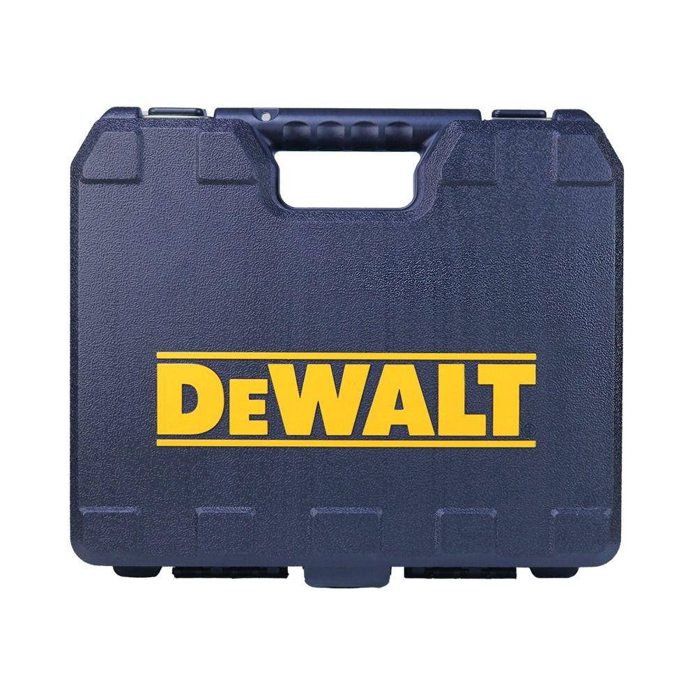Parafusadeira e Furadeira Impacto 1/2 Pol. Bateria 20V 1,3 Ah Lítio Bivolt 2 Bat - DEWALT