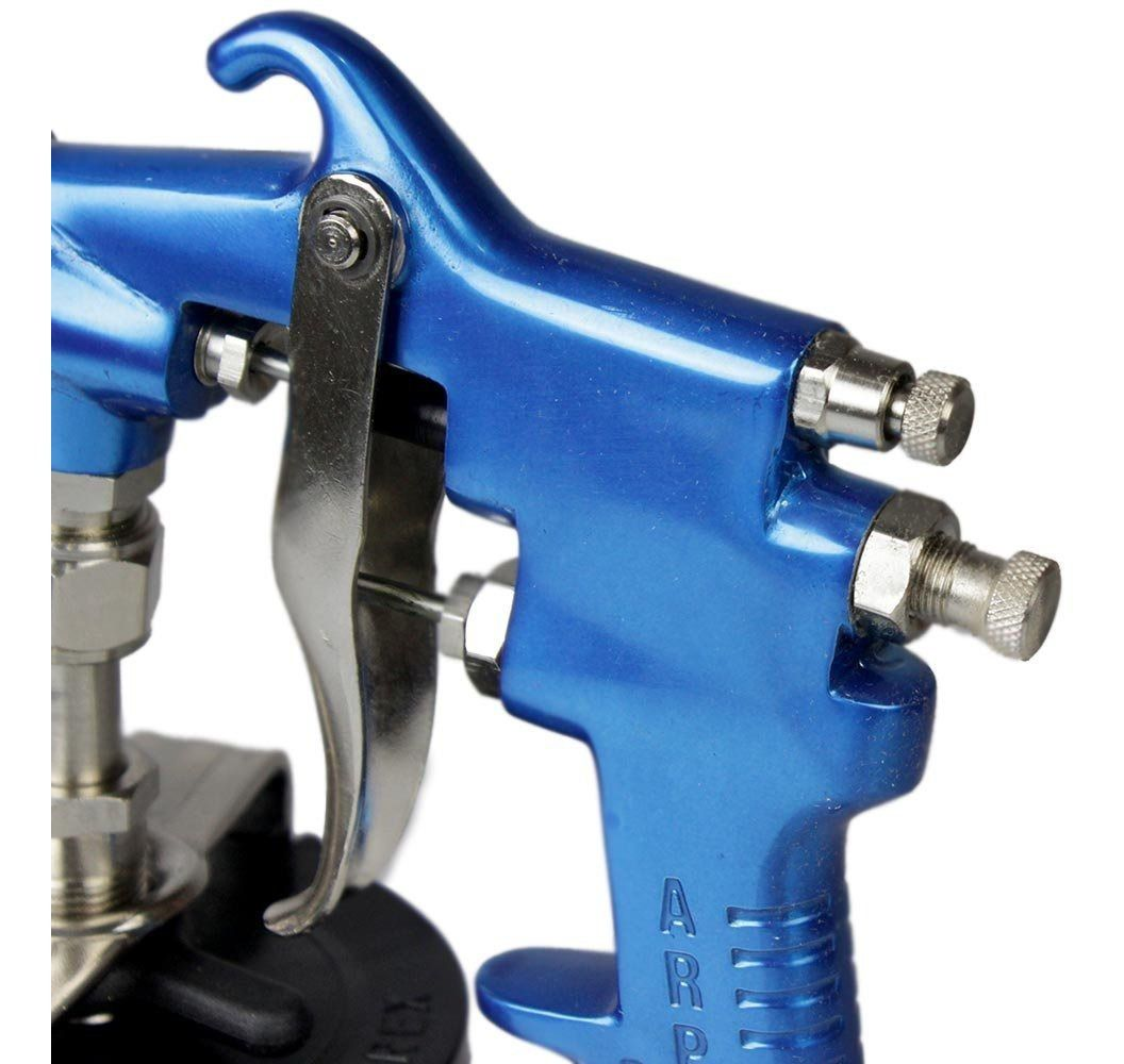 Pistola Para Pintura Sucção 1L Modelo 2A Arprex Bico 1,6mm Nacional