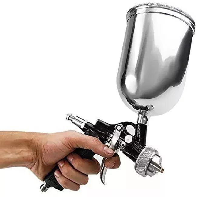 Pistola Para Pintura Tipo Gravidade 2,5mm Modelo 12e Arprex