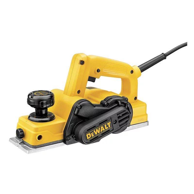 Plaina Elétrica 550 watts Com Profundidade de Corte de 1 mm - D26676-BR 127V - Dewalt