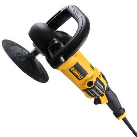 Politriz Lixadeira Angular 7 180mm 1250w Dwp849x Dewalt