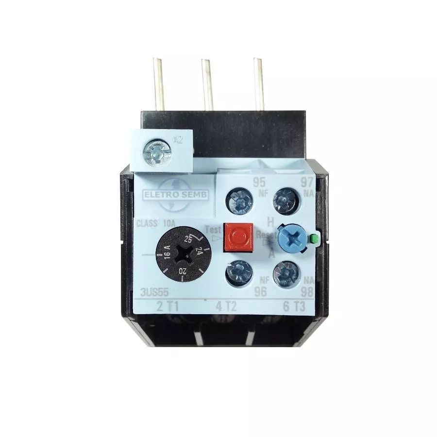 Relé Térmico De Sobrecarga 3us55 Altronic Siemens 25 - 32a