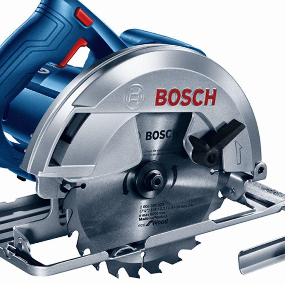 Serra Circular 7.1/4 POL 1500W GKS 150 Professional BOSCH 220V