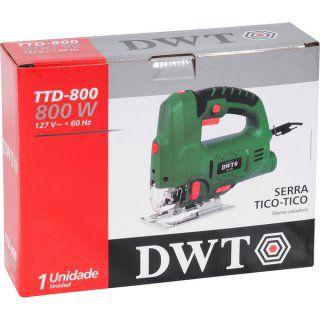 Serra Tico Tico 800 W Ttd-800 Dwt - 127V