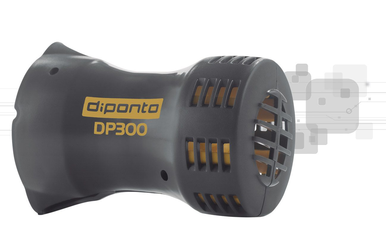 Sirene Rotativa 300 Metros Bivolt + Acionador Horário DPSIN