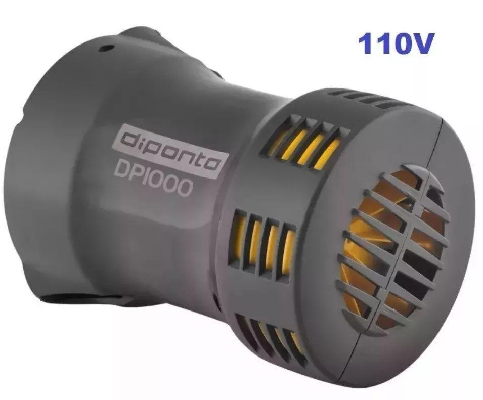 Sirene Rotativa Diponto Industrial 1000 Metros 110v