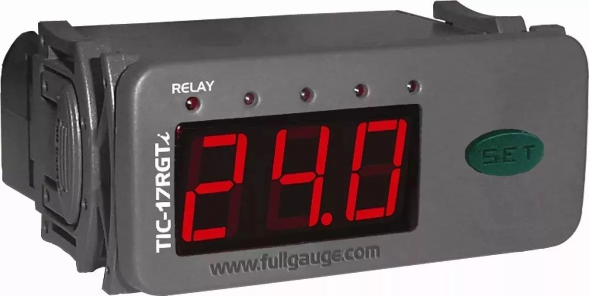 Termostato Controlador Digital Tic-17rgti Full Gauge 12/24v