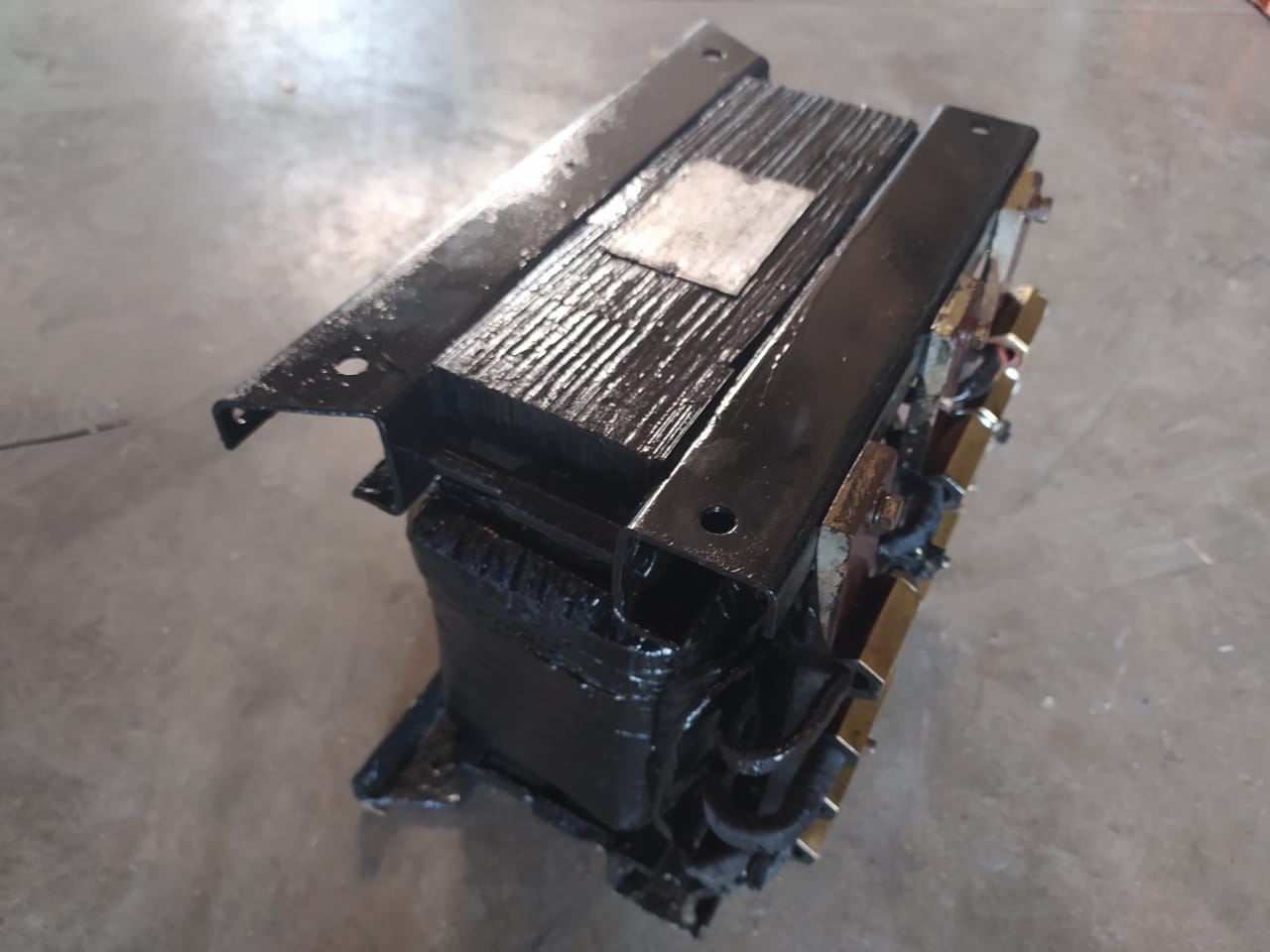 Transformador de Partida Compensadora 50Cv 220V