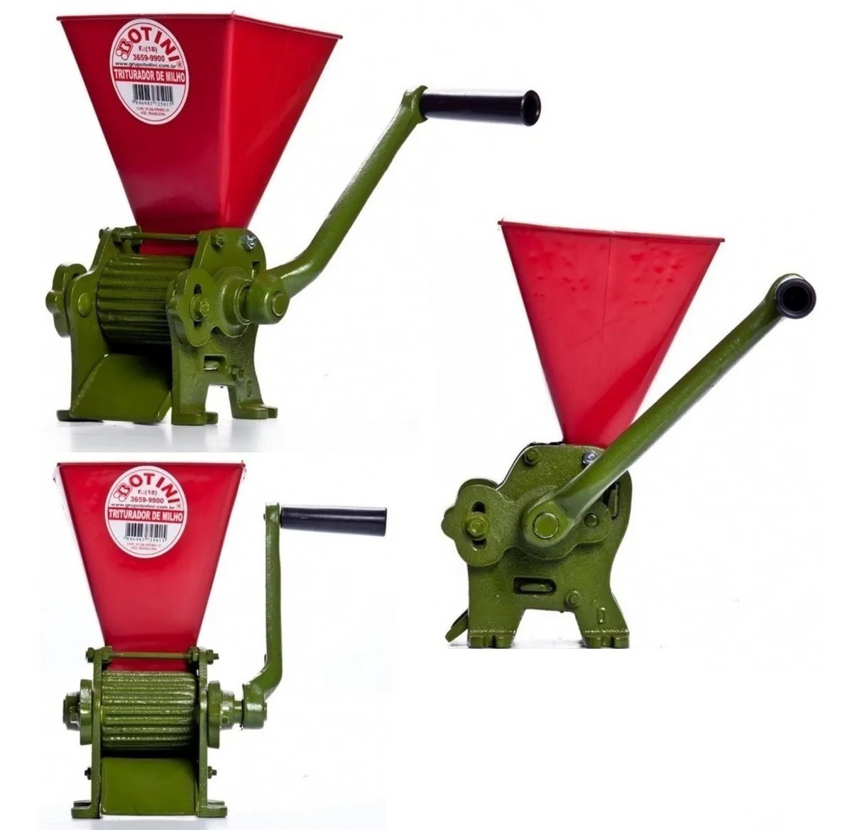 Triturador de Milho Simples Botini