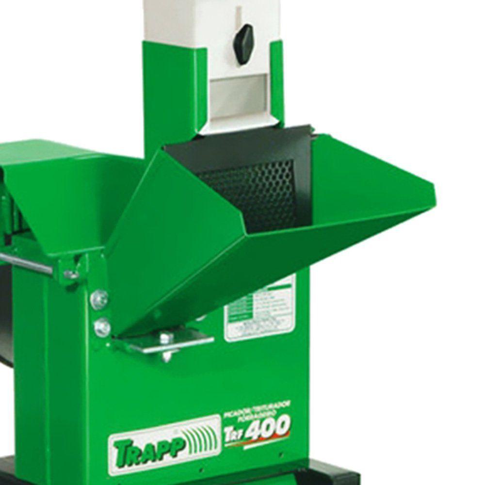 Triturador Forrageiro TRF 400 2CV Bivolt 110V 220V - TRAPP