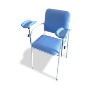 Cadeira P/ Coleta de Sangue - Braçadeira Individual