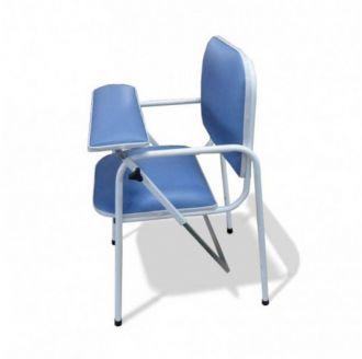 Cadeira P/ Coleta de Sangue Metal Confort  - Braçadeira Individual
