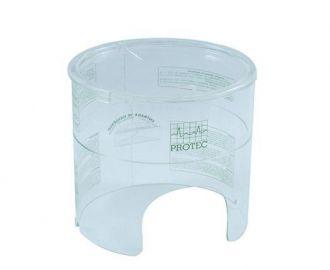 Capacete Médio Para Oxigênio 20 X 21 CM - Protec