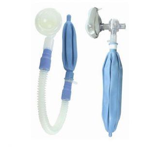 Circuito P/ Anestesia Baraka 1/2 Litros Traq. Silicone M2 - Protec