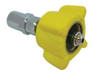 Conector Ext. Nylon Tranc. Ar Borboleta - Protec