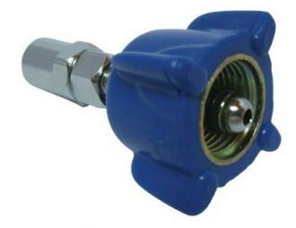 Conector Ext. Nylon Tranc Óxido Nitroso Borboleta - Protec