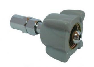 Conector Ext. Nylon Tranc Vácuo Borboleta - Protec
