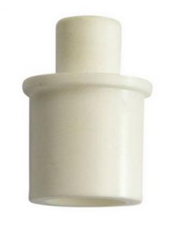 Conector P/ Traqueia Infantil de PVC 22M X 15F em OS - Protec
