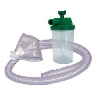 Conjunto para Nebulização PVC O2 1200mm Infantil - Protec