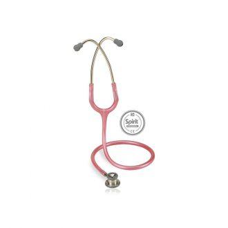 Estetoscópio Spirit® Neonatal Rosa Perolizado