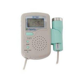 Detector Fetal Portátil Medpej DF 7001 D