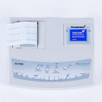 Eletrocardiógrafo ECG-12s PCI Plus