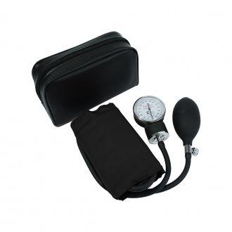 Esfigmomanômetro Adulto Algodão Fecho Velcro - Premium - Preto