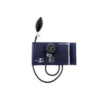 Esfignomanômetro Adulto Nylon Fecho de Contato – BIC Azul Escuro