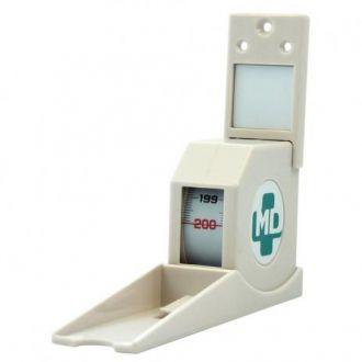 Estadiômetro MD Compacto para Medição de Altura 2 MTS