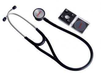 Estetoscópio Cardiológico Profissional Premium