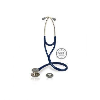 Estetoscópio Spirit Cardiology - Azul Marinho