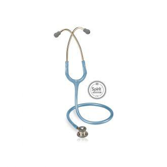 Estetoscópio Spirit® Professional Neonatal Azul  Claro Perolizado