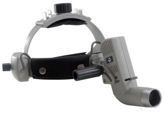 Fotóforo MD LED 5W Estojo Luxo e Bateria Recarregável