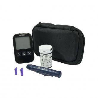 Kit Medidor de Glicose Lite - Glicosímetro - G-Tech