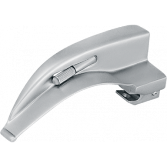 Lâmina Aço Inox MD de Laringoscópio Convencional Macintosh 1