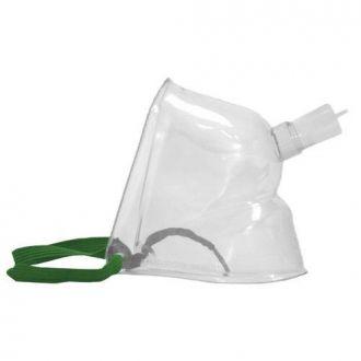 Máscara de Oxigênio Face Tenda 2 em 1 Adulto