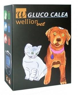Monitor de Glicemia Animal WellionVet® Gluco Calea