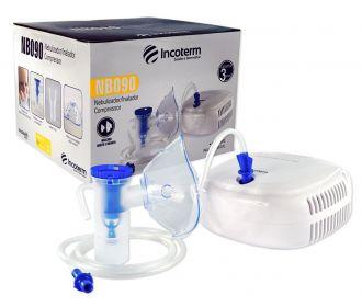 Nebulizador/Inalador Compressor NB090