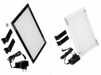 Negatoscópio Ultra-slim Led - Telerradiográfico